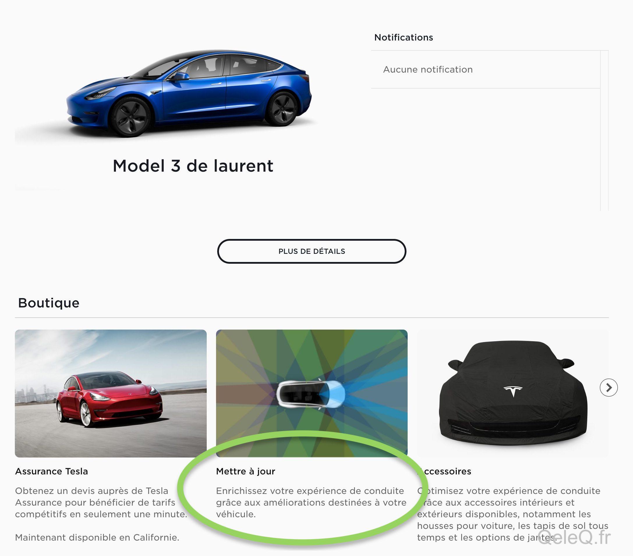 Test du chargeur sans fil pour Tesla Model 3 de Volwco (pas
