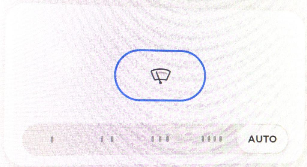 bouton mise en marche essuie-glaces automatiques Tesla Model 3 Y X S