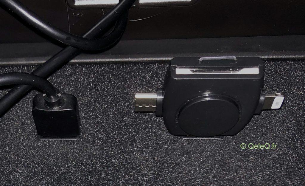 carte micro SD haute performance pour lecteur Tesla Model 3 et Model Y