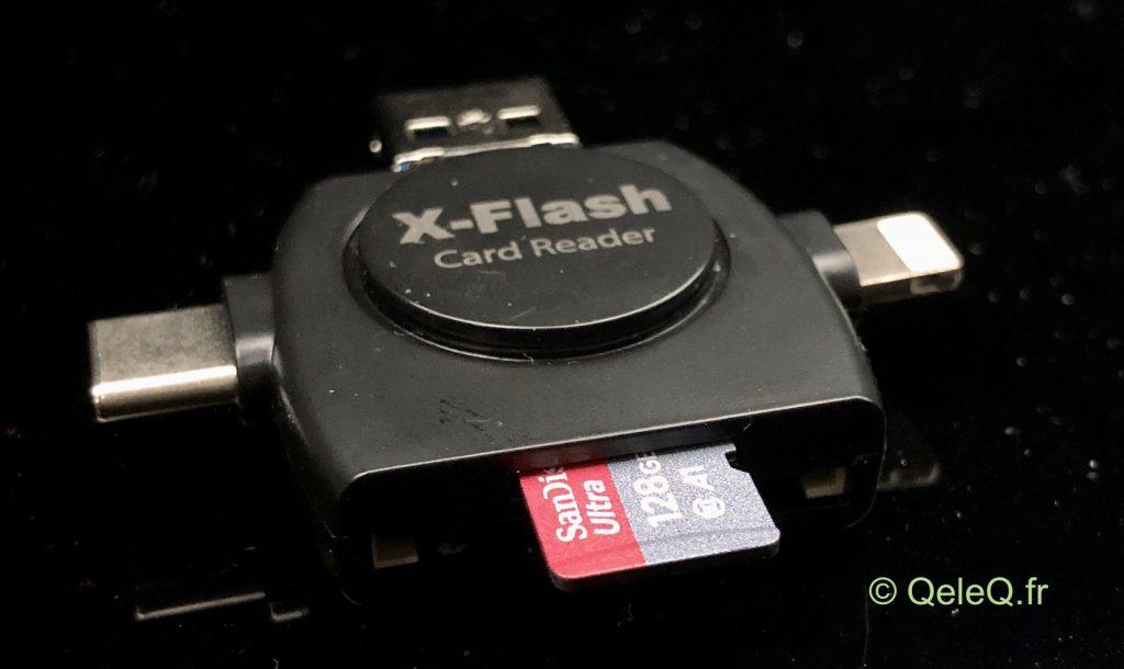 test avis lecteur carte micro SD pour tesla model 3 et model Y sentinelle et dashcam