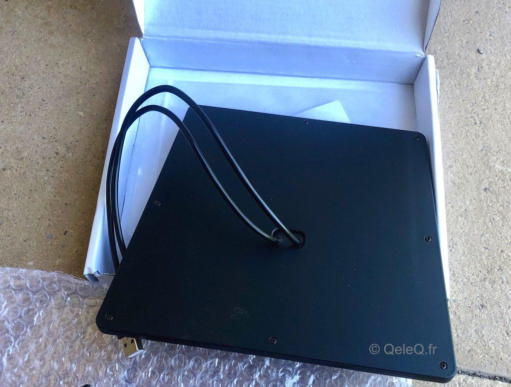 test chargeur sans-fil qi pour tesla model 3 vendu amazon pas cher Volwco