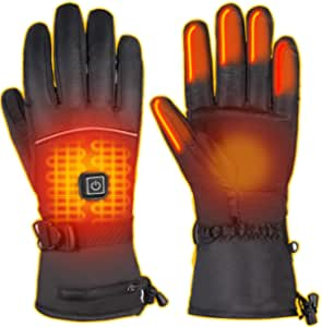 gants chauffants avec batterie