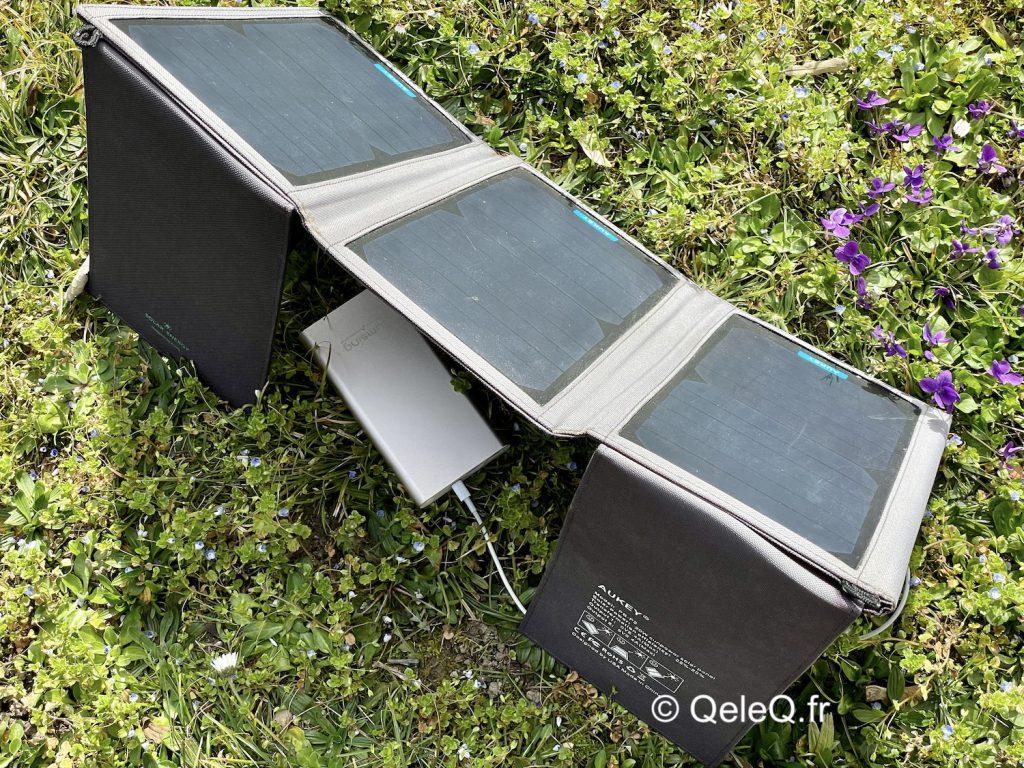 choix panneau solaire batterie
