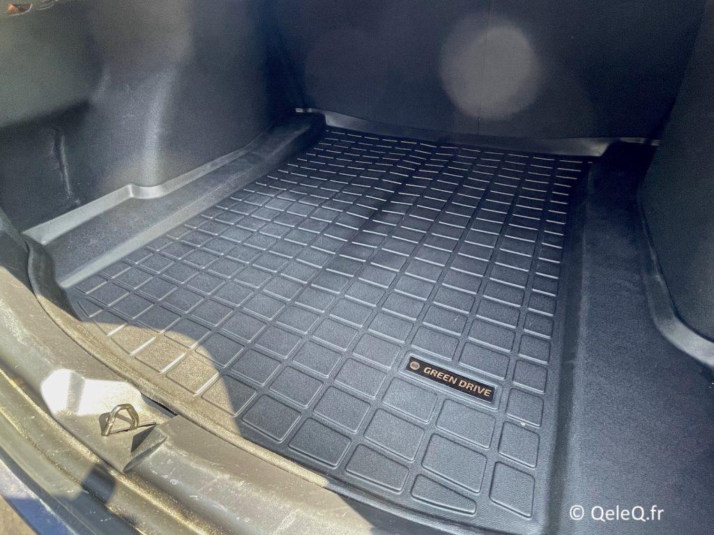 tapis de coffre pour tesla model 3 pas cher