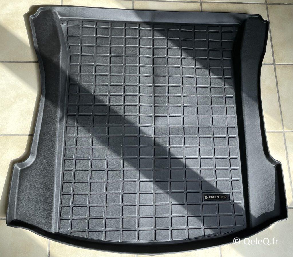 avis tapis de coffre tesla model 3
